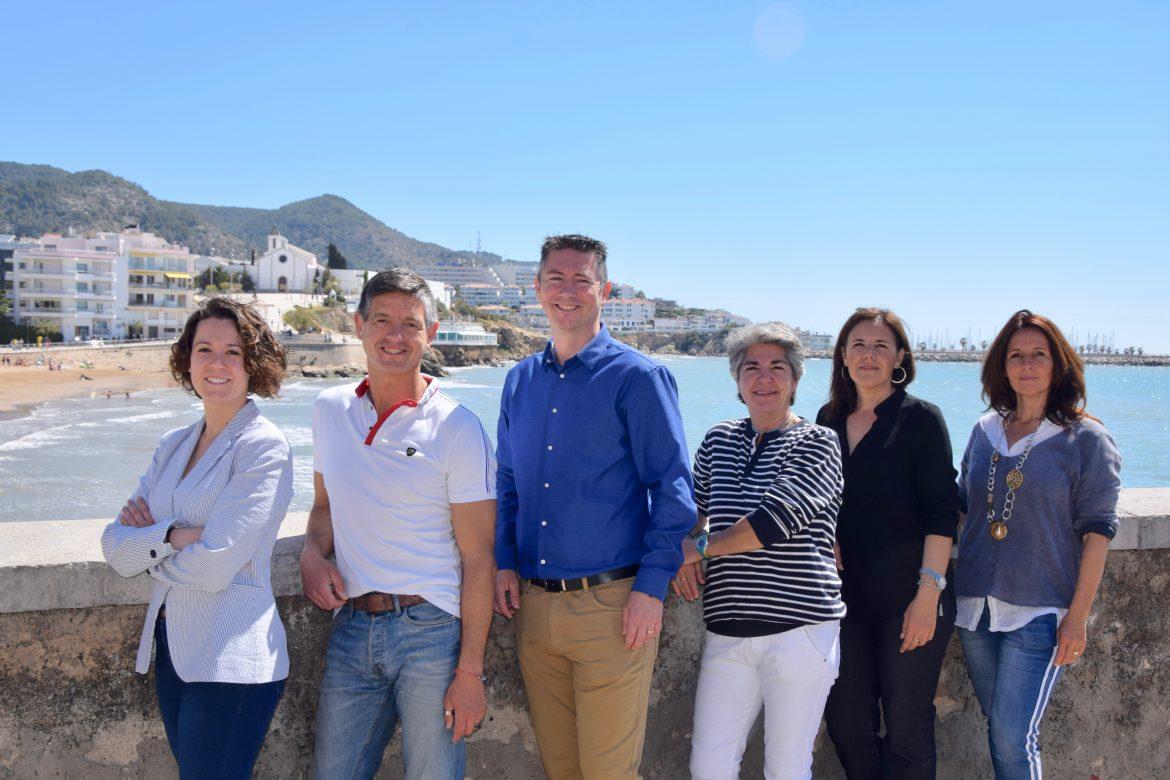 Sitges GI will start the campaign presenting the electoral program this Friday, 10th of May at El Retiro