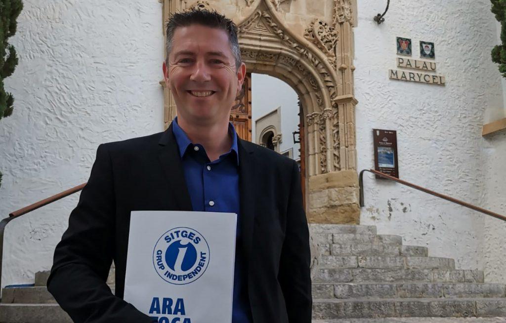 David Martínez reescollit president de Sitges GI